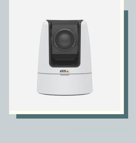 AXIS V5925 PTZ-камера доступна к заказу
